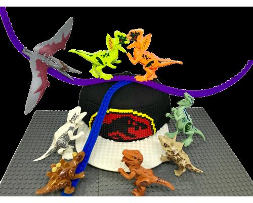 Динозавры 8 шт
