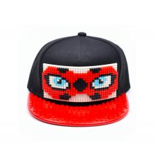 Кепка Леди Баг (совместимая с Лего)