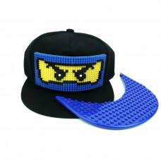 Кепка Ninjago Джей (совместимая с Лего)