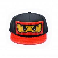 Кепка Ninjago Кай (совместимая с Лего)
