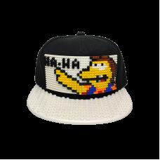 Кепка Симпсоны Нельсон (совместимая с Лего)