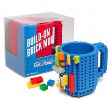 Кружка-конструктор (совместима с Лего)